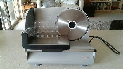 Stainless Steel Electric Food Slicer