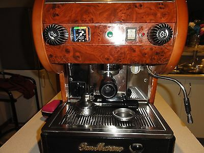 san marino lisa J1 group coffee/espr machine commercial/domestic exc cond