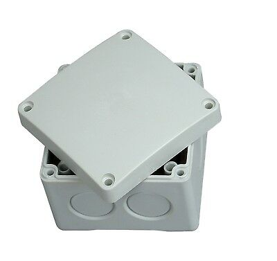 Kopp 351002007 Distribution Box Wall-Mounted for Use in Wet Room IP 54/65 80 ...