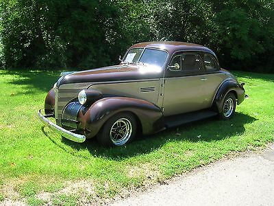 1939 Pontiac MODEL 25 COUPE  RARE 1939 PONTIAC (not Chevrolet) Coupe Model 25 Street Rod