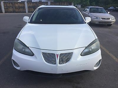 2006 Pontiac Grand Prix  2006 pontiac Grand Prix sedan