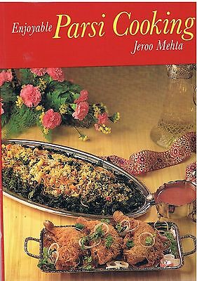PARSI COOKING    A cooK BOOK FROM iNDIA-NEW
