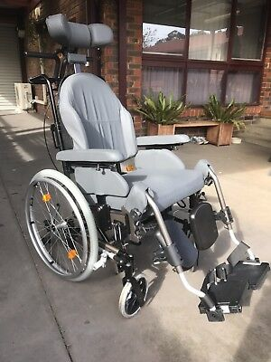 Wheelchair Breezy Tilt & Recline