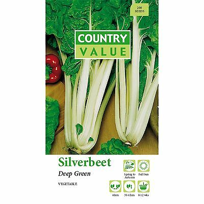 Silverbeet Seeds. Sydney Fast Delivery