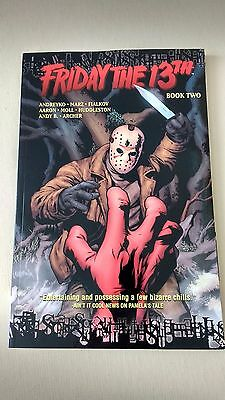 Friday the 13th Book 2 TPB Graphic Novel Wildstorm