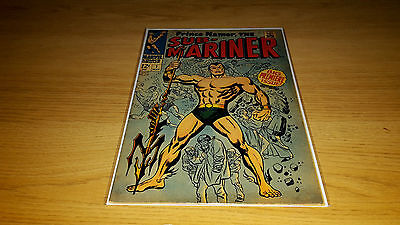 Sub-Mariner #1 - Marvel Comics - May 1968 - 1st Print
