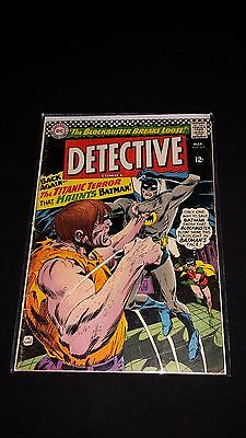 Detective Comics #349 - DC Comics - March 1966 - 1st Print - Batman