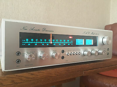Nad 160A Top Great Vintage Stereo Amplifier/receiver