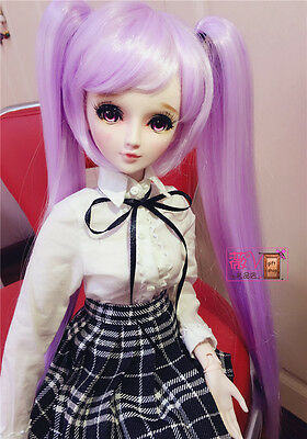 "24"" New 1/3 Handmade PVC BJD MSD Lifelike Doll Joint Dolls Baby Gift New Tina"