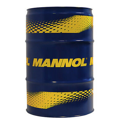 60 Litre ORIGINAL MANNOL ANTIGEL ANTIGEL AF12+ Rouge Red