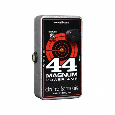 Electro Harmonix 44 Magnum Guitar Power Amp Pedal (Tatty Box)