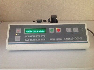 Graseby 3100 Infusion Pump