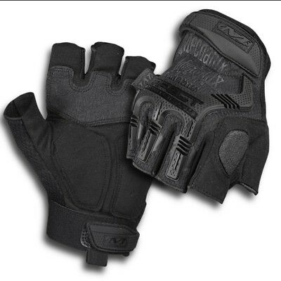 Mechanix M-Pact Fingerless MFL-55 covert Gewichtheben Bike Sport Protection Army