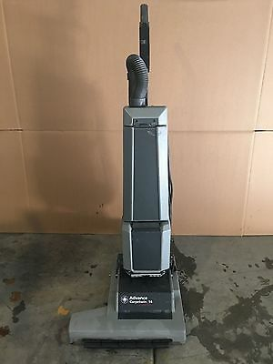 Used Advance Carpetwin 16 Commercial Upright Vacuum Cleaner