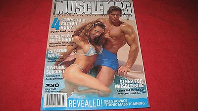 5 Musclemag Magazines