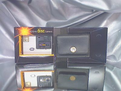 Kodak Disc 4000 Camera Outfit in Original Box FREE SHIPPING (X)