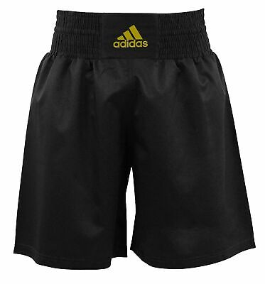 Adidas Boxing Shorts Ultra Light Mens Boxing Training Shorts Black Blue Gold Red