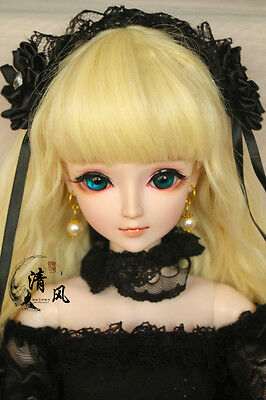 "24"" New 1/3 Handmade PVC BJD MSD Lifelike Doll Joint Dolls Baby Gift New Sweety"