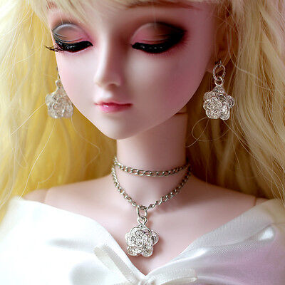 "24"" New 1/3 Handmade PVC BJD MSD Wedding Doll Joint Dolls Baby Gift New Dreamy"