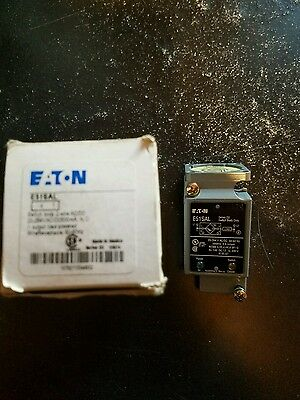 NEW IN BOX Cutler Hammer E51SAL Limit Switch Body Component NEW