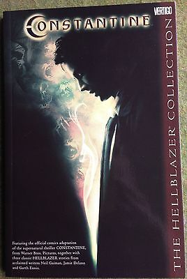 Constantine - The Hellblazer Collection - Graphic Novel