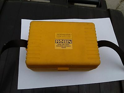 Insulation Continuity Tester Robin KMP 3050DDL with case and leads