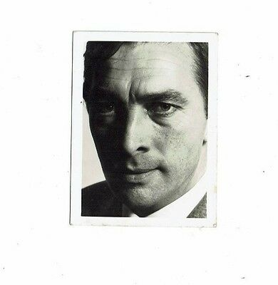 Walter Brown  Actor Dracula Prince of  Darkness Hand Signed Photograph 4 x 2.5
