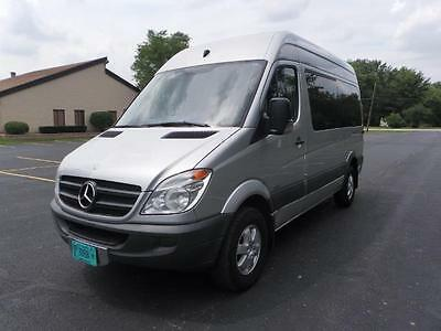 2013 Mercedes-Benz Sprinter 2500 144 WB 2013 Mercedes Sprinter 2500 144WB 12 PASSENGER. 1 OWNER. LOW MILES