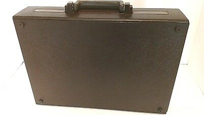 3M 6200AGB Portable Foldable Briefcase Overhead Projector w/Lamp - TESTED