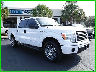 2014 Ford F-150  2014 Used 5L V8 32V Automatic 4WD