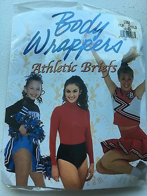 NEW Child Body Wrappers Athletic Briefs Various Sizes Cheer Dance