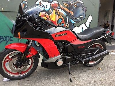 1984 Kawasaki Other  Excellent Condition, LOW Mileage, Show Quality, 1984 Kawasaki GPZ 750 TURBO