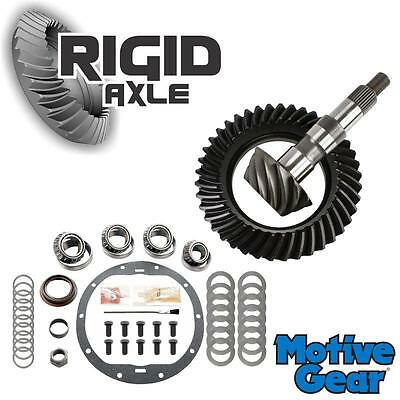 """GM 7.5/"""" 10 Bolt Richmond Excel 3.42 Ring and Pinion Gear w// Master Bearing Kit"""