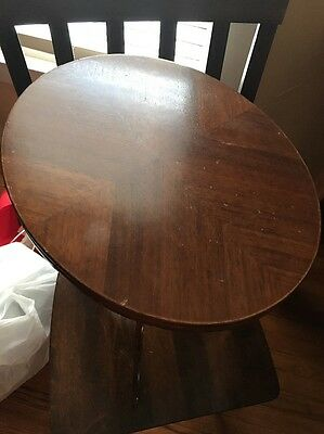 Vintage Antique Made In Italy Style Number 345 Side Table Free Shipping