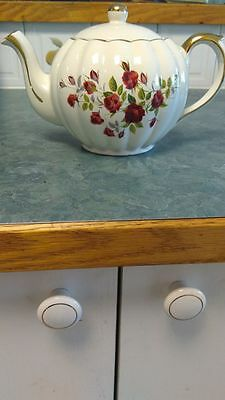 Antique/Vintage Taunton Vale Company Gibson Staffordshire Teapot Made in Eng.