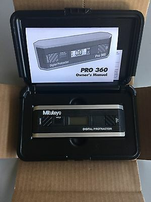 Mitutoyo Digital Protractor! NEW! 950-317