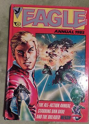 EAGLE Annual 1985 Dan Dare Vintage Fleetway
