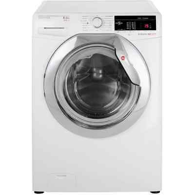 Hoover WDXOA486AC Dynamic Next Free Standing 8Kg Washer Dryer White New from AO