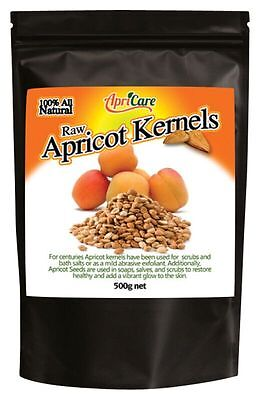 APRICARE Apricot Kernels RAW - 500g