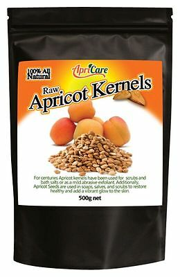 APRICARE Apricot Kernels RAW - 1kg