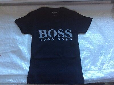 Hugo Boss T Shirt. 18-24 Months..