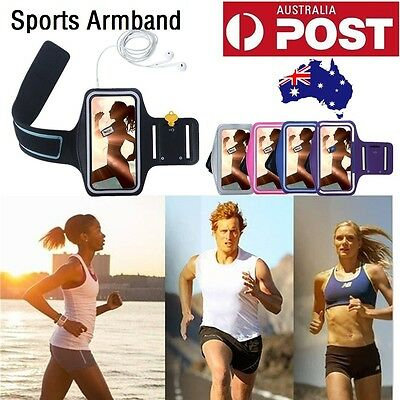 Indoor Outdoor Gym Sports Armband Running Case Jogging Cover For HTC U Ultra/U11