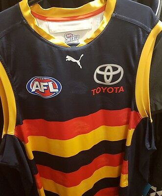 Adelaide crows guernsey