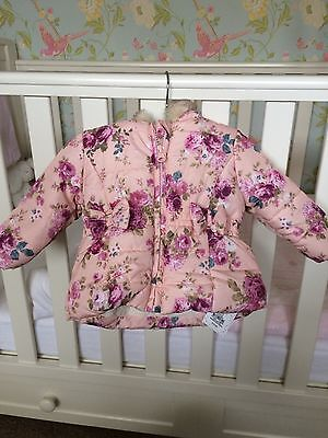 Baby Coat Bnwt, Similar to Ted Baker, 3-6 Months