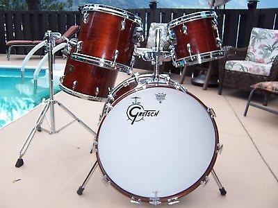 Vintage 80's Gretsch Drums made in USA
