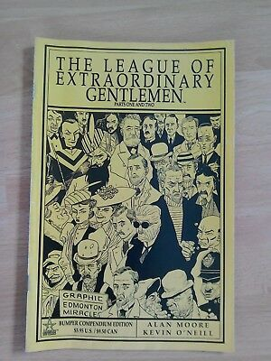 The League of extraordinary gentleman Bumper Compendium edition