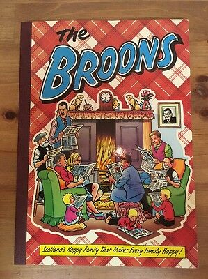 The Broons Annual Book 1993