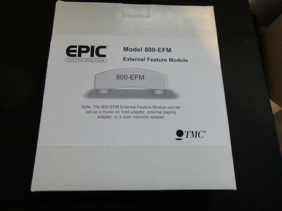 NEW EPIC 800-EFM External Feature Module Music on Hold