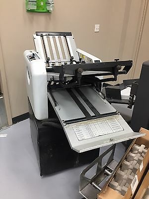 Formax FD 390 Paper Folder With Air (Baumfolder 714 XLT)