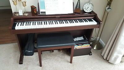 Yamaha digital piano dgx 620 with stand and pedal picclick uk for Yamaha portable grand dgx 220 electronic keyboard